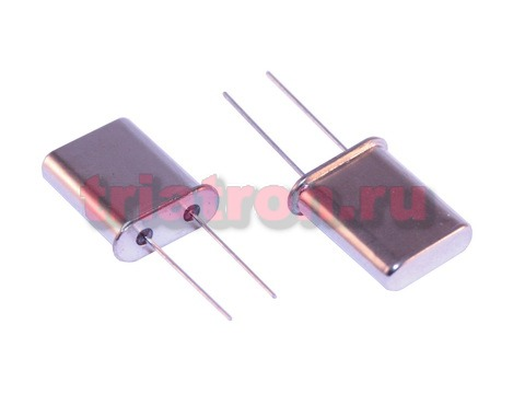 10,738635 МГц HC-49U 30ppm 16пф кварцевый резонатор 49U10.738635