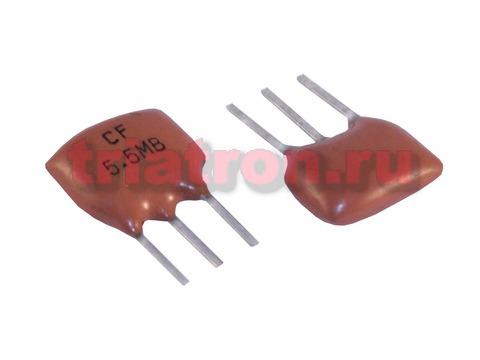 5,5MHz LT звуковой керамический фильтр TV LT5,5