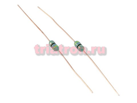 LGA 0307 /EC-24 47uH 10% 90mA индуктивность лента аксиальные вывода LGA0307-100KP52E