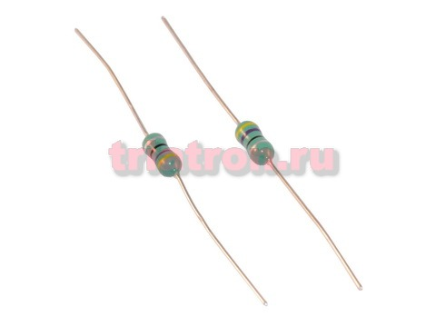 0410 47uH 10% 275mA индуктивность лента аксиальные вывода LGA0410-470KP52E