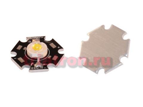 CPM 2-150E60-80 Белый 2Вт 150mA 120° 60lm мощный светодиод