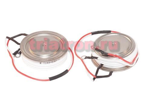 Т143- 500-12 1200В,500A (полный аналог) тиристор силовой HUAJING