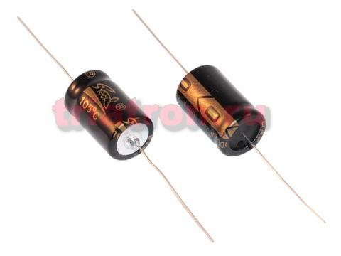 10000мкф 25в AHX 105° (25Х45) 20% конденсатор SUPERTECH AXH103M1E2545B
