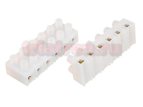 40мм 150A 12P 17 клеммник PP- материал