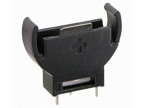 KLS5-CR2032-04, держатель CR2032 (вертикаль)