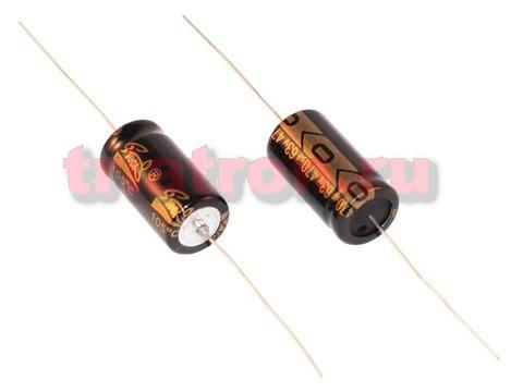 1000мкф 35в AHX 105° (13Х26) 20% конденсатор SUPERTECH AXH102M1F1326B