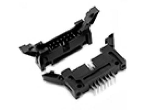 Разъемы плоский кабель (FRC) - плата