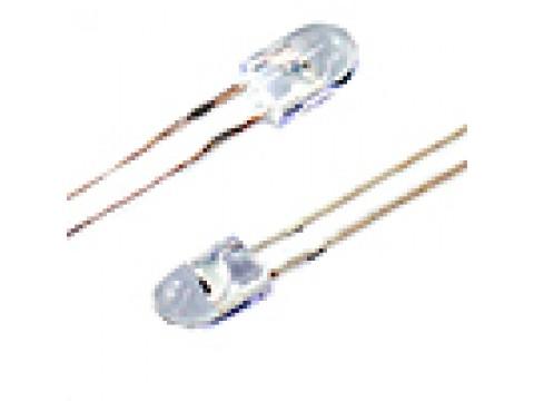Светодиоды овальные угол 30°/75°