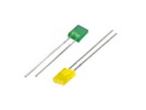 Прямоугольные светодиоды 2*5мм
